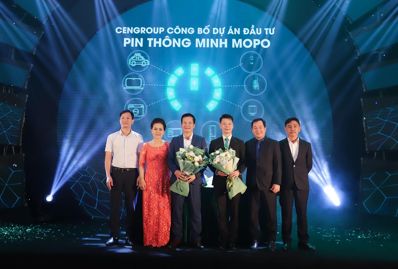 """CenGroup chốt """"deal – size"""" dự án đầu tư pin thông minh Mopo  - Ảnh 1"""