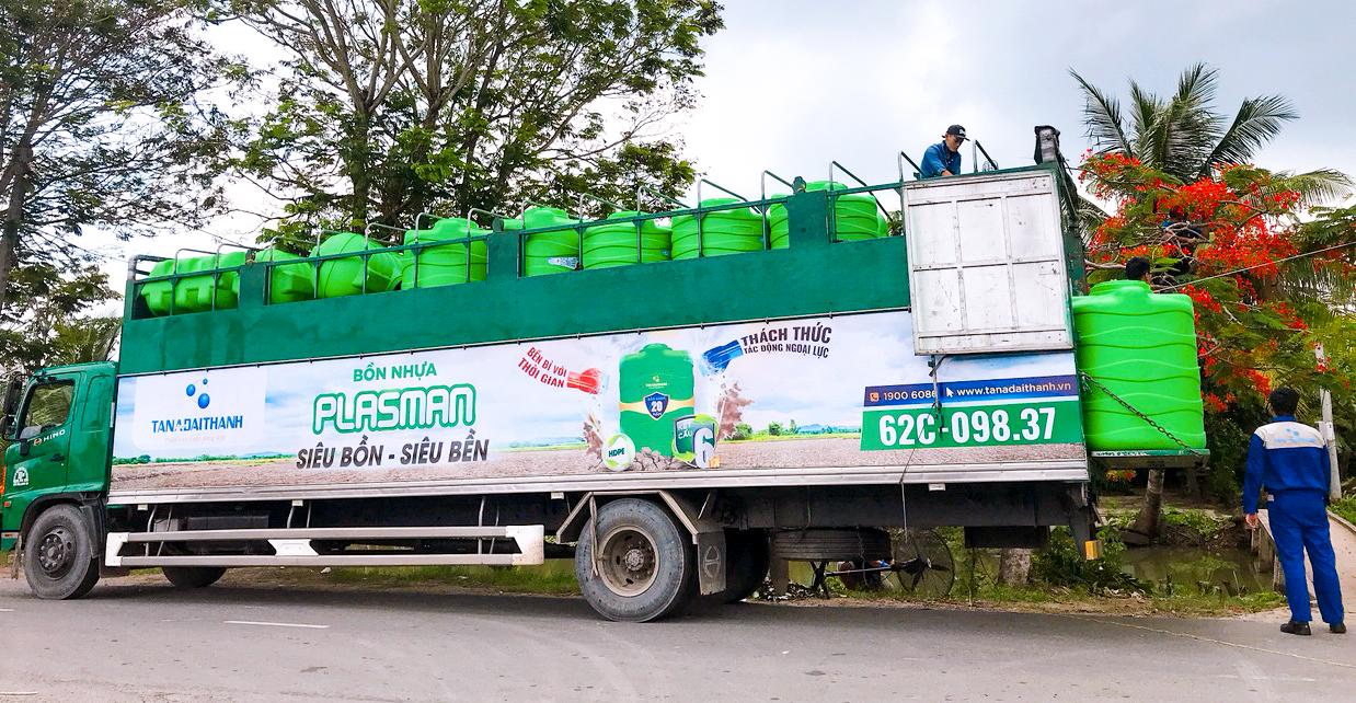 Tập đoàn Tân Á Đại Thành mang Siêu Bồn Nhựa Plasman đến Triển lãm Vietbuild Cần Thơ 2019 - Ảnh 3