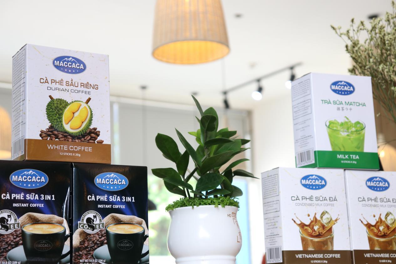 Tưng bừng khai trương Maccaca Coffee 18 Phạm Hùng - Hà Nội - Ảnh 7