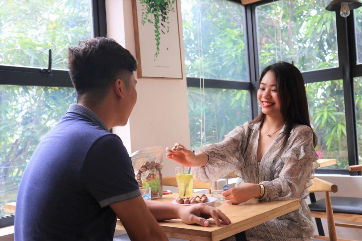 Tưng bừng khai trương Maccaca Coffee 18 Phạm Hùng - Hà Nội - Ảnh 8