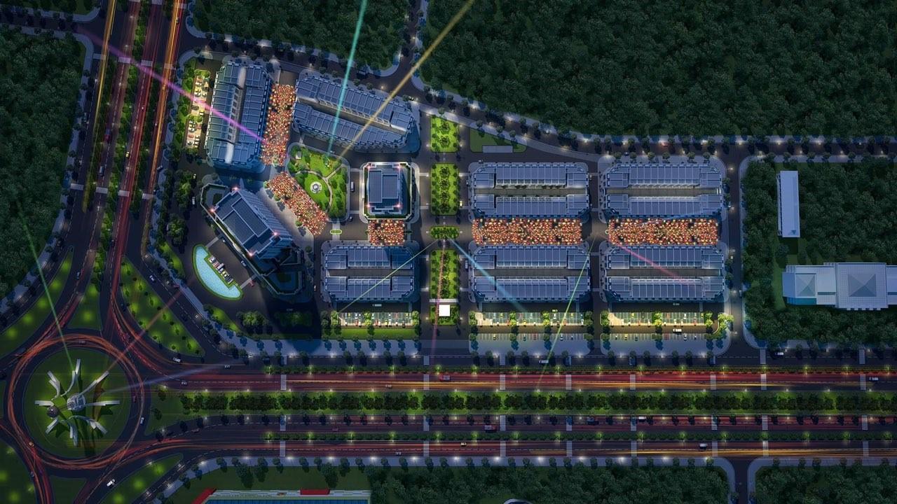Phố đêm Hoa Châu: Mô hình kinh doanh hút khách bậc nhất xứ Thanh - Ảnh 1