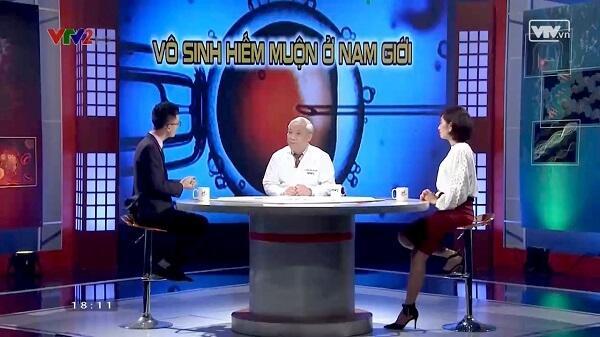 Bác sĩ Nguyễn Phương Hồng chia sẻ nguyên nhân vô sinh nam giới nhiều hiện nay - Ảnh 1