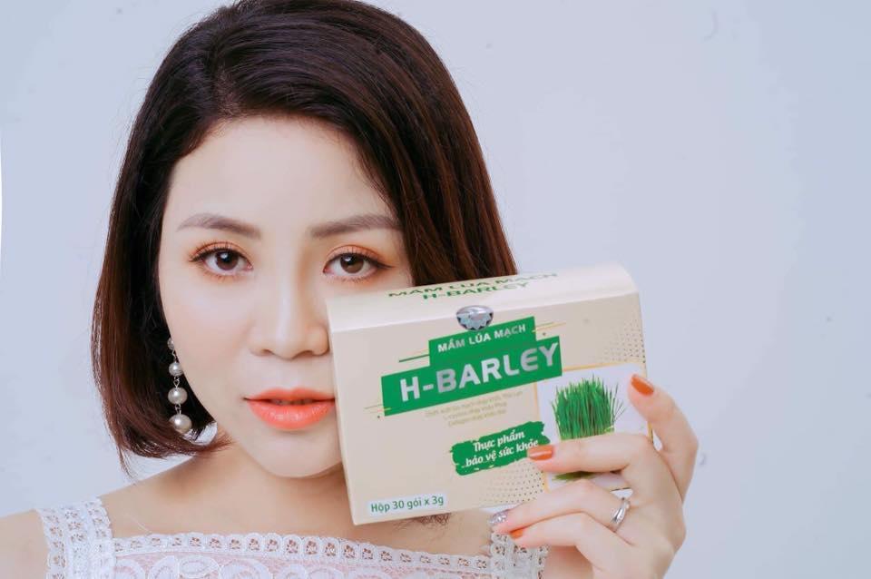 7X Nguyễn Nhung và hành trình thành công nhờ kinh doanh mầm lúa mạch H-Barley  - Ảnh 3