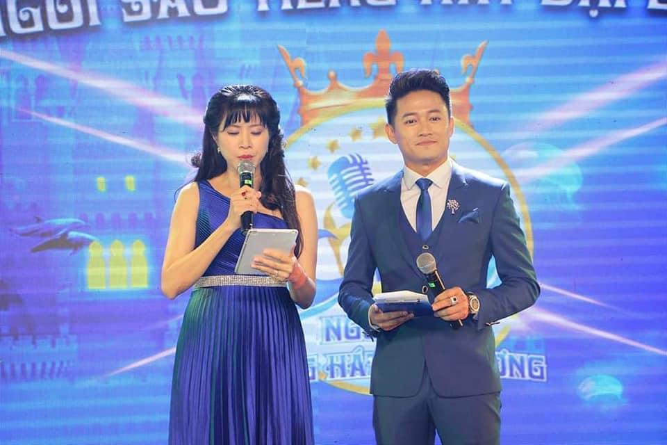 """Nguyễn Thị Hồng Nhung xuất sắc dành giải 3 cuộc thi """"Ngôi sao tiếng hát Đại dương"""" mùa đầu tiên - Ảnh 2"""