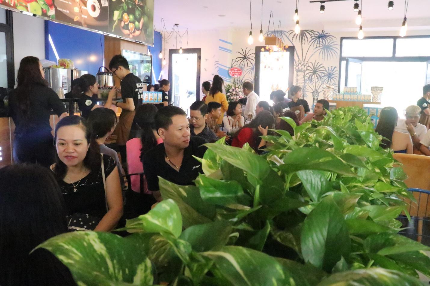 Thương hiệu Maccaca Coffee khai trương cơ sở 2  - Ảnh 4