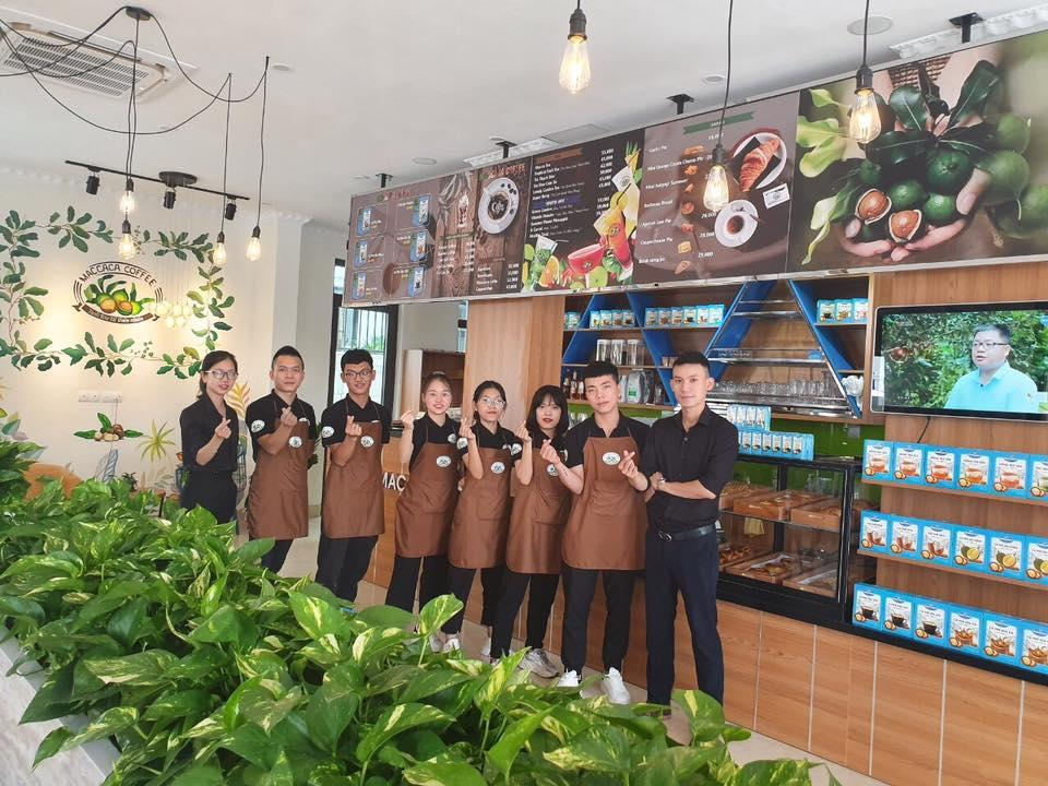 Thương hiệu Maccaca Coffee khai trương cơ sở 2  - Ảnh 8