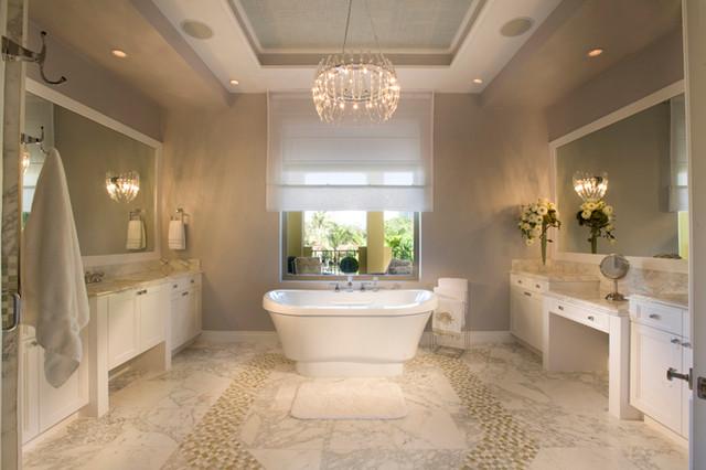 Tuyệt chiêu biến phòng tắm thành không gian thư giãn - Ảnh 2