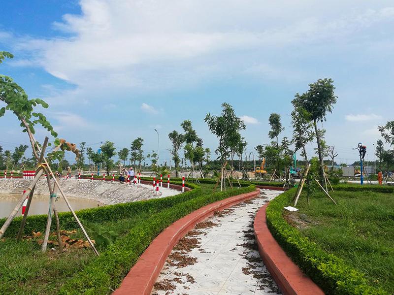 Thị trường địa ốc Hà Nam chuyển mình nhờ phát triển các khu công nghiệp - Ảnh 3