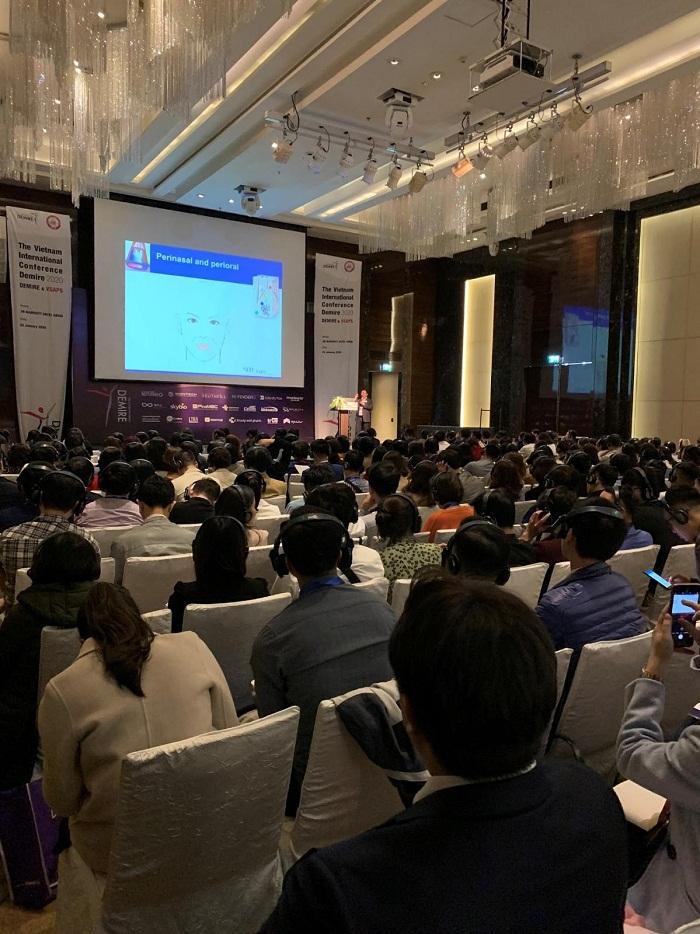 Hội nghị Thẩm mỹ Quốc tế VSAPS - DEMIRE 2020 nâng cao nhận thức về thẩm mỹ an toàn  - Ảnh 4