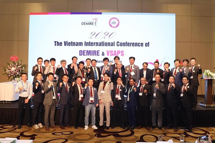 Hội nghị Thẩm mỹ Quốc tế VSAPS - DEMIRE 2020 nâng cao nhận thức về thẩm mỹ an toàn  - Ảnh 5