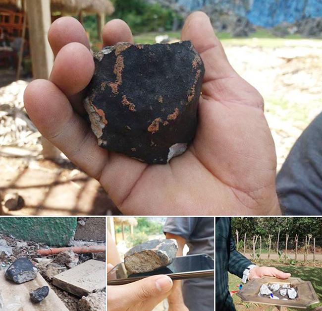 Thiên thạch nặng hơn 1 tấn rơi xuống lãnh thổ Cuba gây ra vụ nổ lớn - Ảnh 1