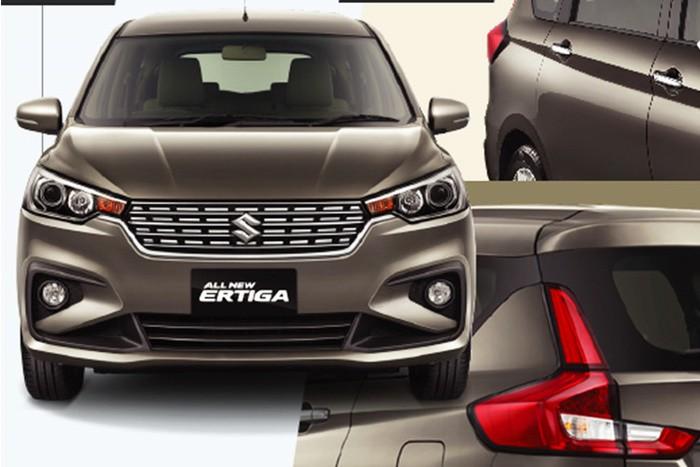 Mẫu ô tô Maruti Suzuki Ertiga sắp ra mắt, giá chỉ từ 208 triệu đồng có gì hấp dẫn?  - Ảnh 3