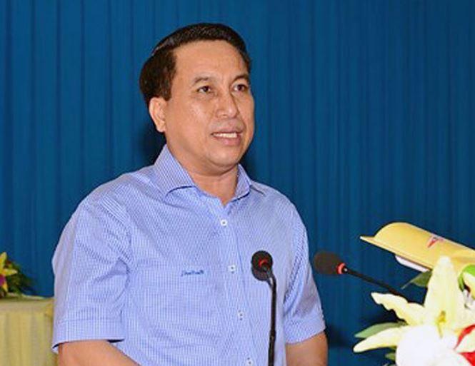 Chủ tịch UBND thành phố Trà Vinh Diệp Văn Thạnh bị cách chức  - Ảnh 1
