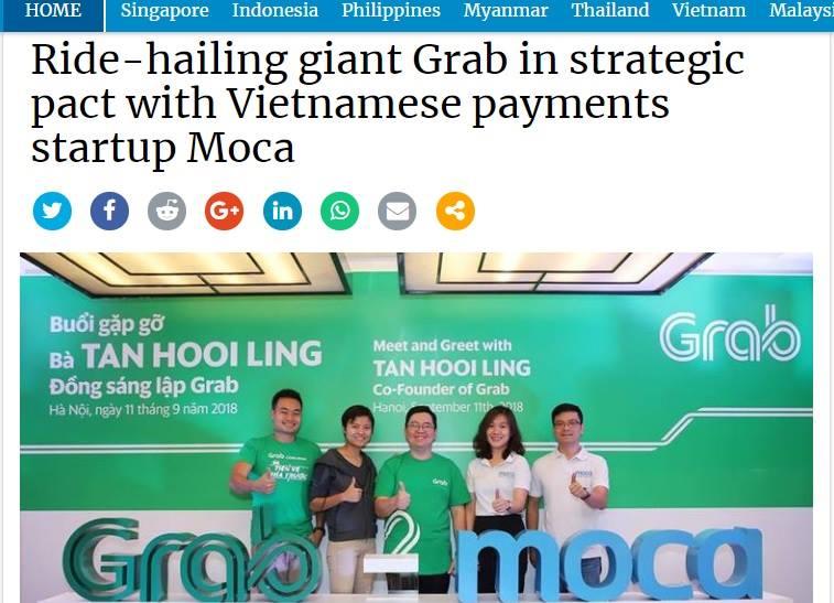 """Grab bị tố """"giam lỏng"""" tiền khách hàng, ép sử dụng ví điện tử Moca - Ảnh 3"""