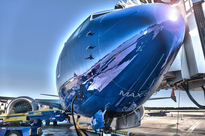 """Boeing 737 MAX 8 chở 189 người lao xuống biển được quảng cáo là """"máy bay tin cậy nhất thế giới"""" - Ảnh 2"""