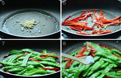 Món ngon mỗi ngày: Đậu hà lan xào ớt đơn giản cho bữa tối - Ảnh 2