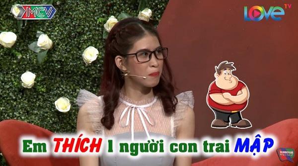 """Vừa tiết lộ mẫu bạn trai lý tưởng, cô gái đã khiến MC Quyền Linh phấn khích hét lớn """"hay quá"""" - Ảnh 1"""