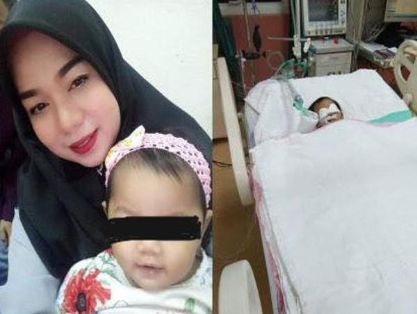 Nghi án bé gái 11 tháng tuổi tử vong sau khi bị chồng cô trông trẻ làm trò đồi bại - Ảnh 1