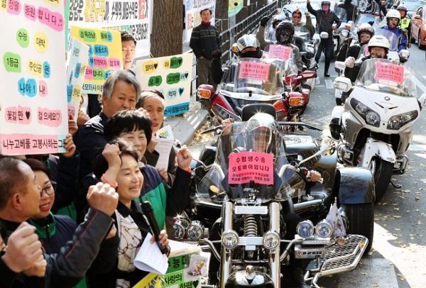 """Hàn Quốc """"nín thở"""" cùng 600.000 sĩ tử bước vào kì thi Đại học - Ảnh 8"""