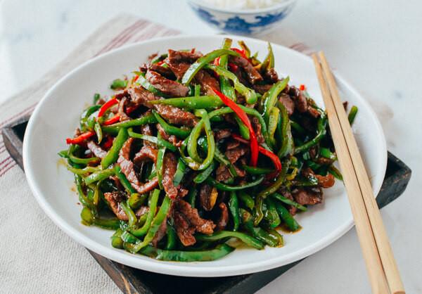 Món ngon mỗi ngày: Biến tấu thịt bò xào ớt chuông lạ mắt - Ảnh 4