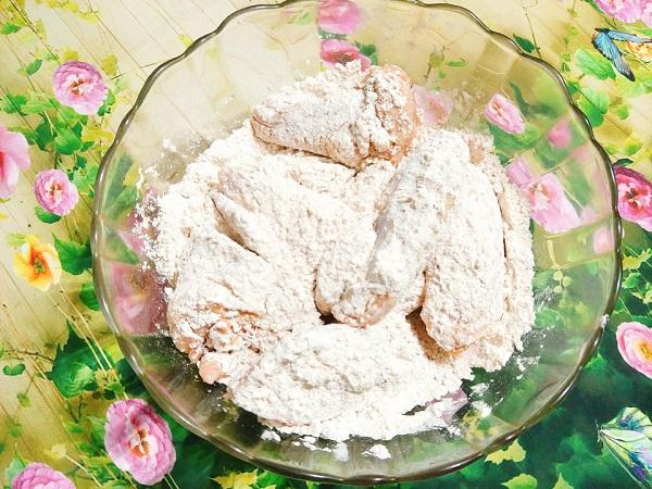 Món ngon mỗi ngày: Cánh gà nướng bơ tỏi thơm giòn  - Ảnh 4