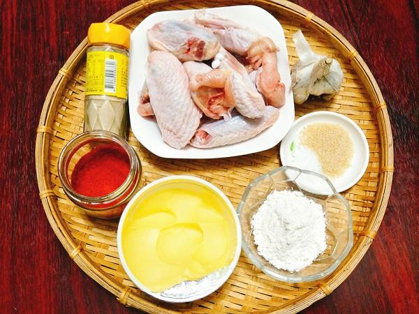 Món ngon mỗi ngày: Cánh gà nướng bơ tỏi thơm giòn  - Ảnh 1