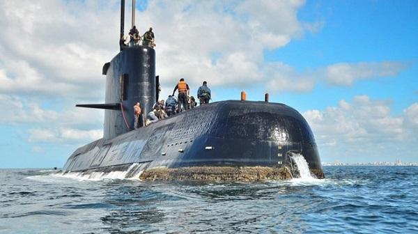 Tìm thấy tàu ngầm Argentina cùng 44 thủy thủ mất tích bí ẩn cách đây 1 năm - Ảnh 1