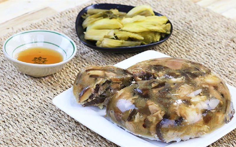 Món ngon mỗi ngày: Cách nấu thịt đông mềm ngon, trong veo - Ảnh 1
