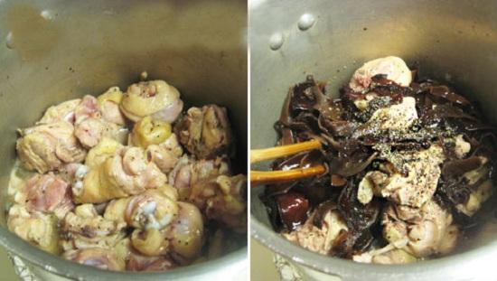 Món ngon mỗi ngày: Thịt gà nấu đông cho bữa cơm ngày lạnh thêm đậm đà - Ảnh 4