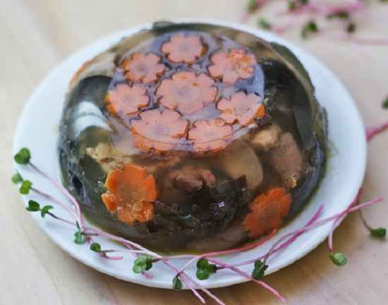 Món ngon mỗi ngày: Thịt gà nấu đông cho bữa cơm ngày lạnh thêm đậm đà - Ảnh 1