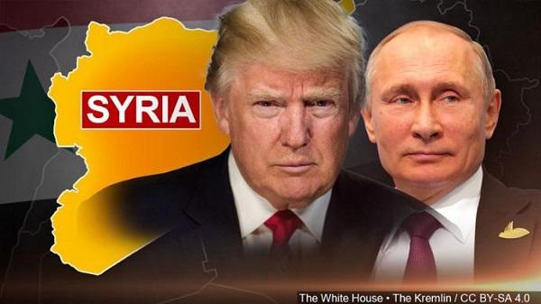 """Nga-Mỹ-Thổ-Iran-Kurd: Cuộc đối đầu """"lạnh"""" giữa các """"tiểu vương quốc"""" ở Syria - Ảnh 1"""