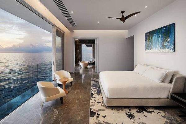 Có gì bên trong khách sạn dưới đáy biển đầu tiên trên thế giới, giá thuê 1,1 tỷ đồng/đêm - Ảnh 5