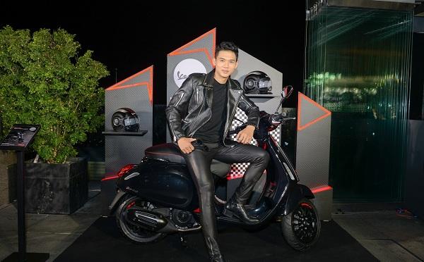 """Piaggio Việt Nam """"khoe"""" loạt phiên bản Vespa đặc biệt 2018 đầy cá tính - Ảnh 5"""