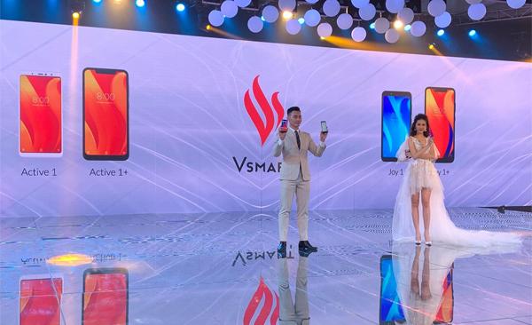 Vsmart chính thức ra mắt 4 smartphone giá từ 2,5 triệu đồng, cấu hình cực khủng - Ảnh 1