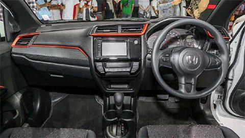 """Có gì bên trong chiếc Honda Brio giá từ 400 triệu đồng, sắp """"lên kệ"""" tại Việt Nam - Ảnh 3"""