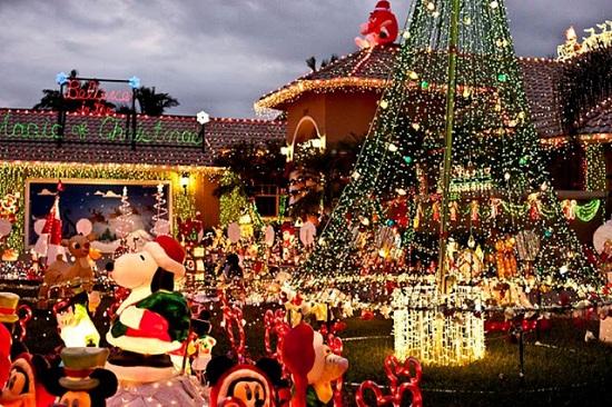 Khám phá những điều đặc biệt về phong tục đón Giáng sinh trên khắp thế giới - Ảnh 1