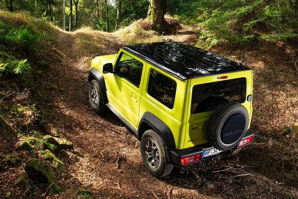 Vì sao mẫu xe địa hình Suzuki Jimny 2019 giá hơn 463 triệu đồng gây sốt thị trường châu Âu? - Ảnh 3