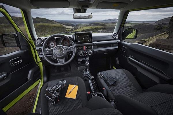 Vì sao mẫu xe địa hình Suzuki Jimny 2019 giá hơn 463 triệu đồng gây sốt thị trường châu Âu? - Ảnh 4