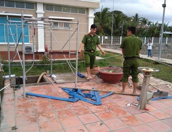 Ngạt khí, 4 công nhân nhà máy nhiệt điện Duyên Hải chết thảm - Ảnh 2