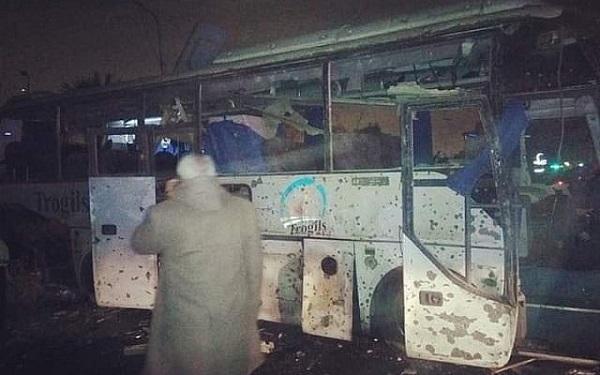 Điểm mặt các tổ chức khủng bố có thể là hung thủ vụ đánh bom vào đoàn xe người Việt tại Ai Cập - Ảnh 1