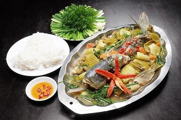 Món ngon mỗi ngày: Cá chép om dưa cực ngon cho ngày nghỉ Tết Dương lịch thêm trọn vẹn - Ảnh 1