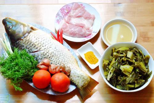 Món ngon mỗi ngày: Cá chép om dưa cực ngon cho ngày nghỉ Tết Dương lịch thêm trọn vẹn - Ảnh 2