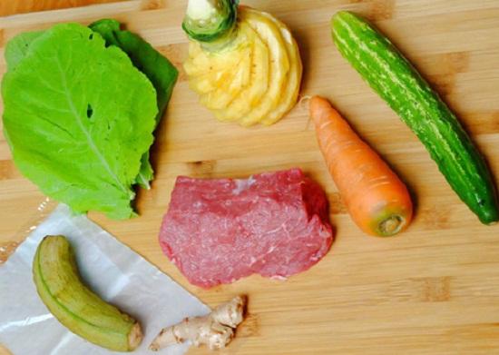 Món ngon mỗi ngày: Cách làm bò cuốn lá cải chống ngán ngày Tết - Ảnh 1