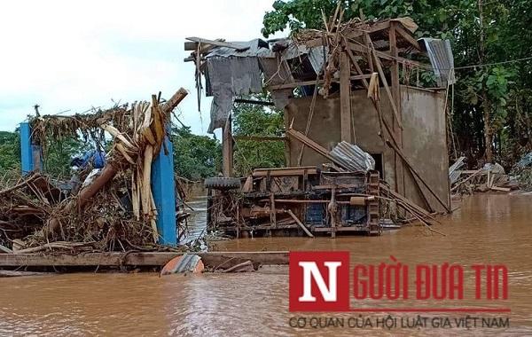 Vỡ đập thủy điện ở Lào: Nước mắt và những con số đau lòng - Ảnh 1
