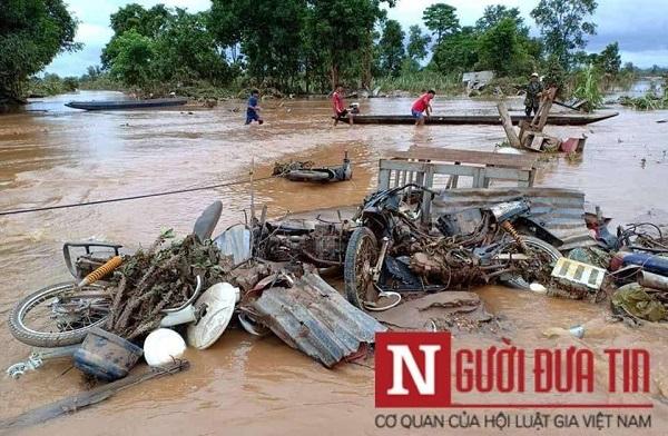 Vỡ đập thủy điện ở Lào: Nước mắt và những con số đau lòng - Ảnh 3