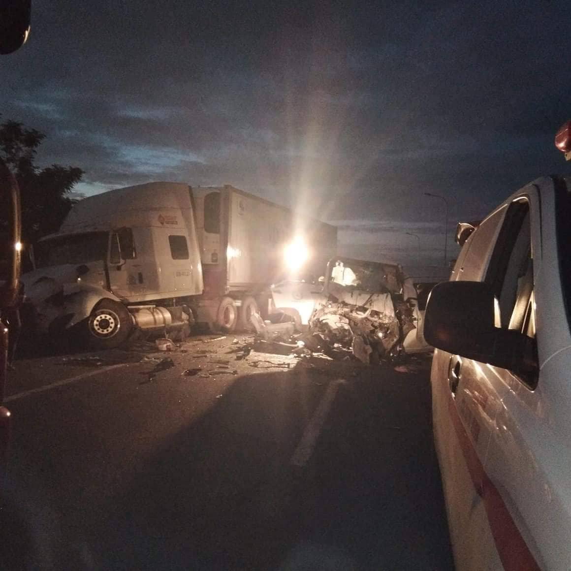 """Vụ tai nạn 13 người chết ở Quảng Nam: Chiếc xe """"oan nghiệt"""" không đăng ký kinh doanh dịch vụ - Ảnh 1"""