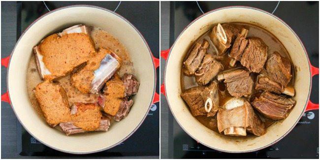 Cách chế biến sườn kho cay kiểu Hàn cho bữa cơm tối đậm đà - Ảnh 3