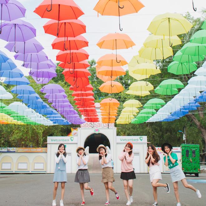 11 địa điểm vui chơi gợi ý quanh TP. Hồ Chí Minh trong dịp lễ 2/9 - Ảnh 2