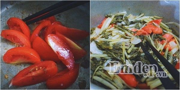 Món ngon mỗi ngày: Cách nấu canh dưa chua thịt bò cho ngày chán cơm - Ảnh 4