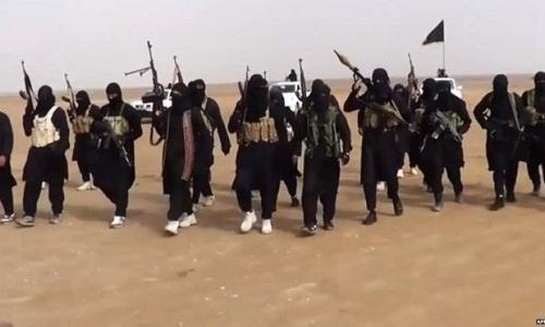 Hơn 1.000 tay súng IS bị quân đội Syria vây khốn trên núi lửa - Ảnh 1